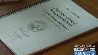 Governor proposes budget adjustments to offset more than $900 million dollar shortfall - Video