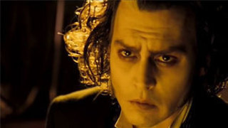 Johnny Depp Stars in Tim Burton's 'Tim Burton' - Video