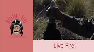 Live FIRE! U.S. Marines with 2nd Battalion