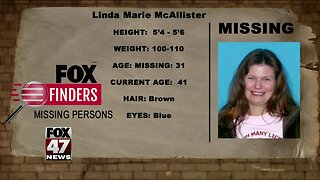 FOX Finders Missing Persons: Linda Marie McAllister