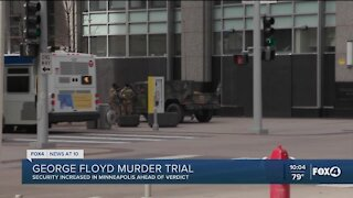 National Guard and other preparations underway in Minneapolis