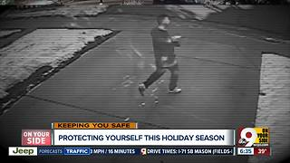 How to keep burglars' sticky fingers away this holiday season - Video