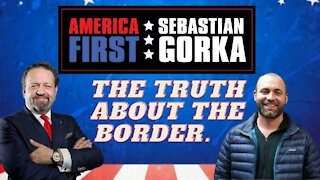 The truth about the border. Brandon Darby with Sebastian Gorka on AMERICA First