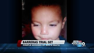 Parents charged with killing their 3-year-old child get a court date - Video