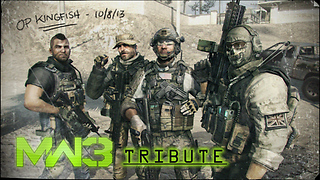 COD MODERN WARFARE 3 TRIBUTE - Video