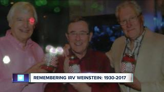 Remembering Irv Weinstein