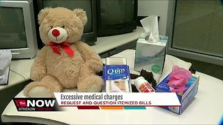 Excessive medical charges - Video