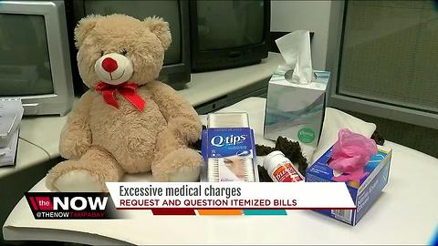 Excessive medical charges