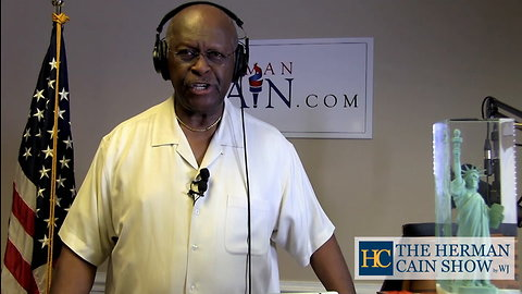 The Herman Cain Show Ep 2