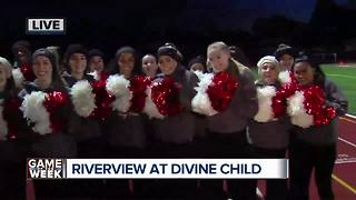 Riverview at Divine Child is our Game of the Week - Video