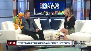 Terry Fator LIVE in studio