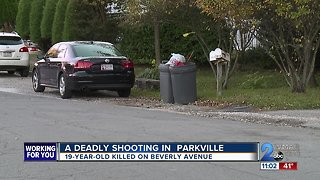 Deadly Shooting in Parkville