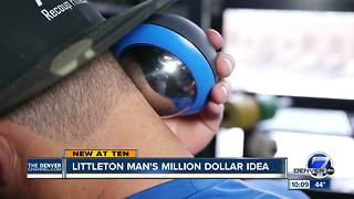 Young Littleton entrepreneur turns $8 idea into multimillion-dollar company - Video
