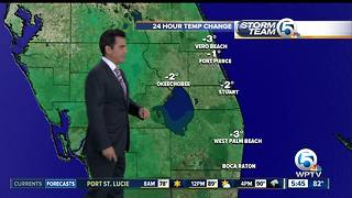 Saturday AM Weather