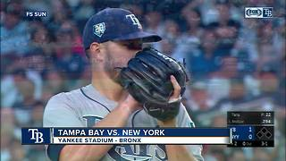 Tampa Bay Rays shut down New York Yankees for 6-1 victory - Video