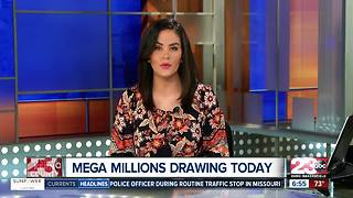 Mega Millions jackpot gets mega, drawing today for $346 million - Video