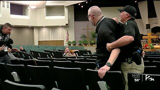 Church Holds Active Shooter Training