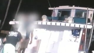 Police investigating boat burglaries - Video
