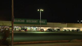 Homeless man shot, killed near Rancho Discount Mall - Video