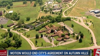 Metro Council Begins Process To Get New Management For Autumn Hills - Video