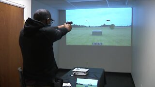 Virtual shooting range opens in Five Points and aims to increase gun safety