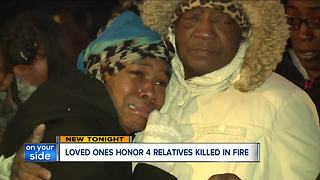 Family demanding answers after deadly fire claims four on Cleveland's east side - Video