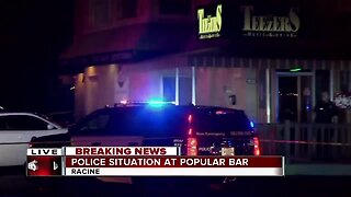Police situation at popular Racine bare