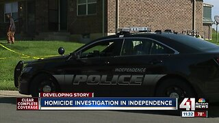 1 dead after 2 separate shootings in Independence