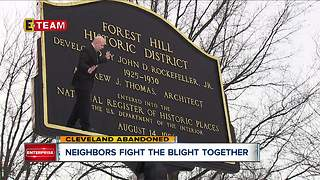 Residents of the Historic Forest Hills District work together to fight blight - Video