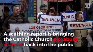 Breaking Scandal: Pope Francis Caught Lying About Sex Abuse - Video