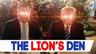 LION TED VISITS THE LION'S DEN! CRUZ MET TRUMP TO DISCUSS THIS CRITICAL ISSUE