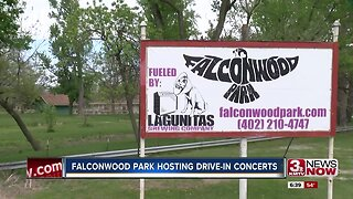 Falconwood Park hosting drive-in concerts