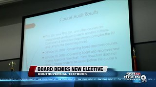 TUSD Board denies new elective
