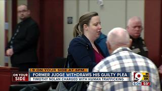 Hearing brought to a halt - Video