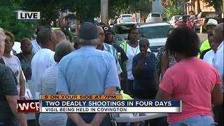 Two deadly shootings in four days - Video