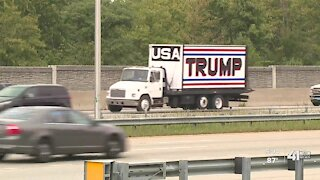 Thousands expected for 'Trump Vehicle Parade' Saturday in KC