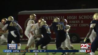 23FNL Week 3: Centennial v. Golden Valley - Video