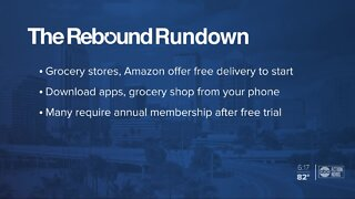 Affordable grocery delivery options | The Rebound Tampa Bay