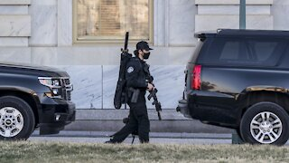 Law Enforcement Officials Warn Of Possible Plot To Breach Capitol