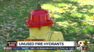 Decreasing water pressure makes Ft. Mitchell fire hydrants unusable - Video