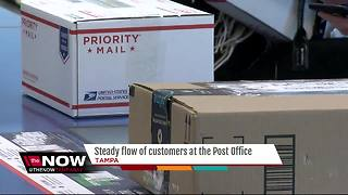 Important shipping deadlines during the holidays