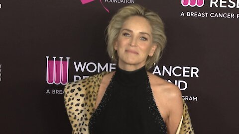 Sharon Stone Is Done With Dating