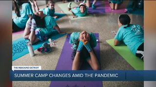 Rebound Detroit: Summer Camps changes amid the pandemic