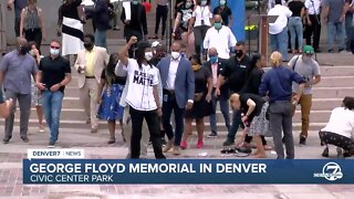 Denver memorial service for George Floyd