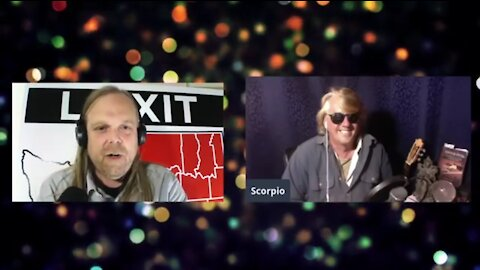 Discussing THE VIRUS with Dave of radio show Operation Scorpio