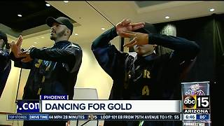 More than 4,000 dancers in Phoenix for the World Hip-Hop Dance Championship - Video