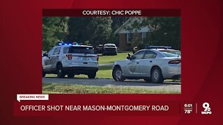 Middletown PD officer shot as chase ends in Turtlecreek Township