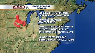 'Bomb cyclone,' explained