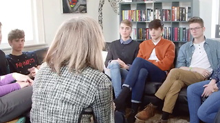 Special Center in Utah is a Safe Place for LGBTQ+ Mormons - Video