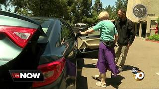 Ride program helps San Diego seniors - Video